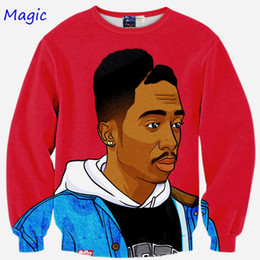 w1209 [Magic] New fashion Tupac Thug Life 3D Sweatshirt 2pac hoodies for men women hoodie printed casual harajuku sweatshirts
