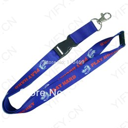 Wholesale Fashion full color printing lanyard lanyard sublimation polyester lanyard lowest price escrow accepted