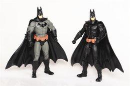 Wholesale DHL wholesales newest hot sales batman animated cartoon hands do model pvc doll toys cm