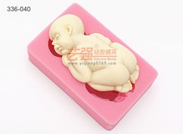 Wholesale 2014 Yiqiang Mold New Arrival australia baby silicone mold forma de silicone wedding decorating tools silicon mold