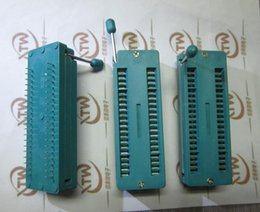 Wholesale Green Block P P locking seat temperature can live a furnace welded microcontroller base socket wide body
