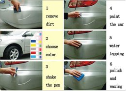 Wholesale Pro Mending Car Remover Scratch Repair Paint Pen Clear care waterproof colors option