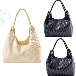 New Korean Style Lady PU Leather Handbag Shoulder Bag Messenger Purse