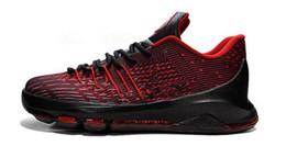 Kd chaussures de vente mens à vendre-Livraison gratuite de haute qualité et pas cher 2015 arrivent chaud vente KD mvp maison kevin 8 VIII chaussures de basket-ball kd 8 hommes