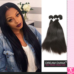 Queen Hair Products Virgin Straight Hair 3pcs Sexy Formula Hair 6a Unprocessed Virgin Hair Brazillian Straight Hair Extensions Mocha Hair