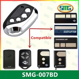 Wholesale Australia remote MHZ BND remote control for garage door wireless B D remote cotnrol transmitter easylift operator remote