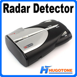 Wholesale Best Quality XRS Laser Radar Detector Full Band High Performance Powerful Car Radar Russian and English Voice Car Detector