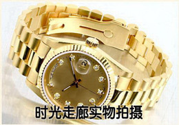 Wholesale gold good man with brand new drop shipping Mechanical cheap High quality Automatic master men watch luxury sports Men s Watches