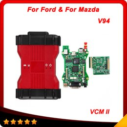 Wholesale 2016 New Release VCM II Best Quality Auto Code Reader VCM for Ford Mazda Multi Languages Professional Diagnostic Interface New VCM