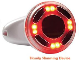 New slimming beauty machine cavitation RF skin tightening with Red LED photon