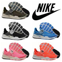 Wholesale Nike Men s Women s Fragment x Nike Sock Dart Running Shoes Original Men s Womens Cheap Best Tennis Jogging Shoes Hot Sales
