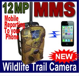 Wholesale Ltl acorn MM nm MP MMS infrared hunting camera MMS deer trail GSM scouting outdoor camera