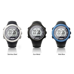 Wholesale GOLiFE GoWatch i Outdoor GPS Smart Sports Watch Rechargeable Running Cycling Swimming Hiking Triathlon ATM Water Resistant Y2195