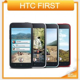 """2016 HTC First Original 4.3"""" Mobile Phone 1GB RAM 16GB ROM 5MP Camera Unlocked 3G GPS Wifi Android refurbished Cellphone"""