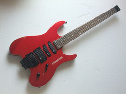 Cheap wholesale hot sale STEINBERGER electric guitar Shaped headless electric guitar 1pcs GIFT bag