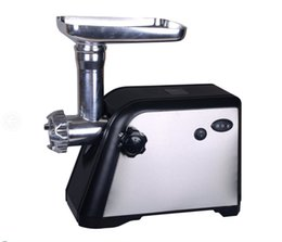 Wholesale Homeleader K18 Electric Meat grinder with Exchangeable Cutting Plates Electric Mincer Electric Mincing Machine