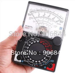 Wholesale YX TRN Electric Meter Tester Multimeter Digital Meter Analog Analogue Multitester Multimeter Dropshipping