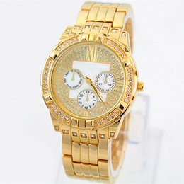 Wholesale A piece Famous Brand Watches Stainless steel Gift Women watch Lady Wristwatch Elegant clock Japan Movement