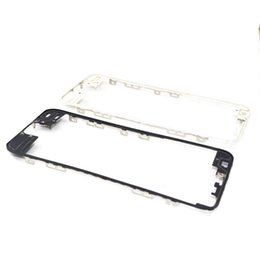 Wholesale High Quality For iphone s c plus Middle Frame Bezel Frame Bracket Housing with Hot Glue Replacement for iphone s