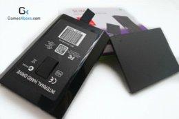 20pcs / HDD caso lot para Xbox 360 Slim / Xbox360 / Microsoft Oficial 20GB / 60GB / 120GB / 320GB / 500GB caso del disco duro HDD pata envío gratuito desde xbox duro proveedores