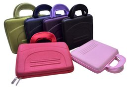Wholesale High Quality quot cm Colorful Hard Netbook Laptop Sleeve Case Bag for ipad SLEEVE BAG