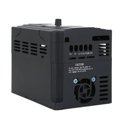 Wholesale Variable Speed Drive Inverter For HP V AC Single Phase Motor Digital Control Single Phase Input Single Phase Output