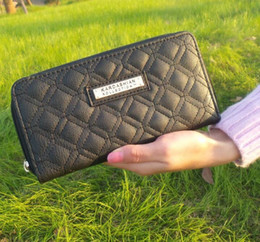 Wholesale 2016 new designer wallet famous brand women wallet and purse clutch leather carteiras kim kardashian wallet ladies Famous Brand purse