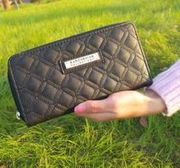 Descuento monederos de las señoras de color beige Monedero famoso de la marca de fábrica de la nueva cartera del diseñador 2016 monedero de la marca de fábrica de las mujeres de la marca de fábrica del monedero de la cartera