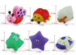 Wholesale Lining Plastic Toys Hight Quality Animal Toys Mini Cartoon Dolls