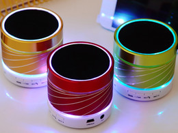 New S07 Bluetooth Speakers Mini Wireless Portable Speakers HI-FI Music Player Home Audio For Iphone Samsung Mp3 Player