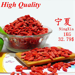 Wholesale Medlar kg Dried Goji berry Herbs for sex For Weight Loss goji berries herbal Tea green food for health Dried Wolfberry
