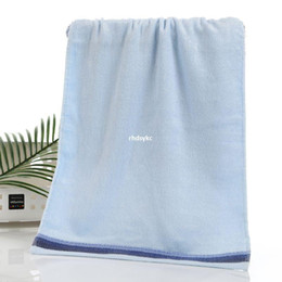 Wholesale Bamboo fiber towel factory outlets rib cotton towels household labor supermarket store promotions genuine factory