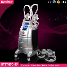 Wholesale High Quality Manufacturer Handles Lipofreeze Criolipolisis Lipo Cryo Cryotherapy Fat Freezing Zeltiq Cryolipolysis Coolsculpting Machine
