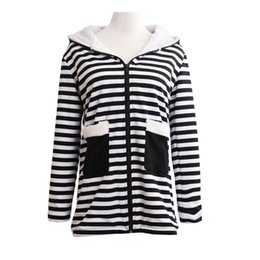 New 2015 Winter fashion Women's Cashmere Coat Long sleeve Thick Striped Woolen Zip up Coat Warm Outerwear free shipping