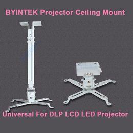 Wholesale 5year Warranty Stainless Steel Universal HD LCD LED DLP Projector Wall Ceiling Mount Bracket Tilt Adjustable