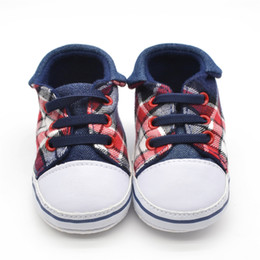 Wholesale 2016 New Arrival First Walker Shoes Soft PU Boom Spring Autumn Blue Flange Grass Hither A Good Quality Baby Boys Toddler Shoes
