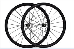 Wholesale-road bikes carbon wheels, 38mm clincher wheels, carbon wheels bike road high quality free shipping