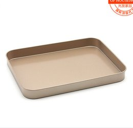 Wholesale USA Inch Baking Pans Rectangle Food Grade Bread Loaf Pans Cake Chicken Wing Bake Pan Dishes FDA Ovenware Bakeware