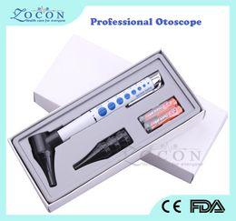 Wholesale Professional portable Otoscope Diagnostic set medical use penlight otoscope Pen Style