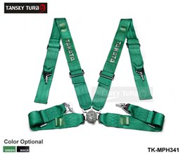 Wholesale Black Green Hot Selling TAKATA Seat Belt with FIA Homologation Harness Racing Satefy width inches Point TK MPH341