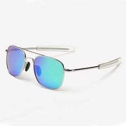 Wholesale 2015 Coating Polarized Men Sunglasses With Aluminum Magnesium Frame Fashion Mirror lenses Metal Sun Glasses S406
