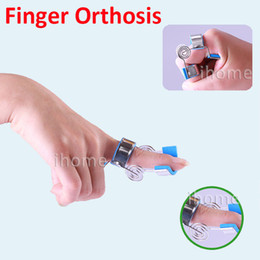Wholesale Fingers joint training splint Orthosis Finger s contractures spasm hemiplegic stroke knuckle Recovery Rehabilitation exercise Equipment
