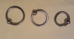 Male Delicate Steel Cockrings Enhancer Delay Penis Rings Gadget Penis & Scrotum Delay Rings,Glans Jewelry Chastity device For Men