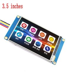 Wholesale quot Nextion HMI Intelligent Smart USART UART Serial Touch TFT LCD Module Display Panel For Raspberry Pi A B For arduino Kits