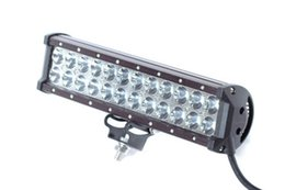 12 Inch 12V 24V Cree LED Work Light Bar Waterproof 6120LM 72W LED Worklight Lamp for Truck SUV ATV Offroad Car Motorcycle Boat