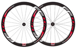 white red FFWD F4R bike carbon wheels 38mm tubular  clincher 700C road bike full carbon wheelset,fast forward bicycle carbon wheels