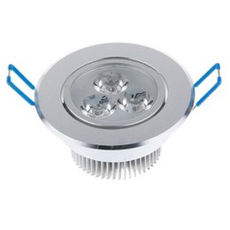 Free shipping 9W Ceiling downlight Epistar LED ceiling lamp Recessed Spot light 85V-245V for home illumination