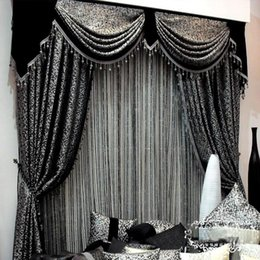 Wholesale Sheers Curtains Cheap - Custom design+(curtain, sheer, valance)+widthXtall+print+cheap made to measure curtains for sale+wholesale dropship cl536