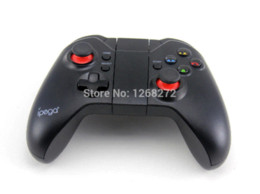 Free Shipping iPega PG-9037 joystick pc gamepad,iPega 9037 wireless bluetooth game controller gamepad for Android ios PC gamepad driver