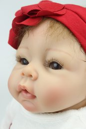 Wholesale-Silicone reborn doll for sale 22 inches reborn full body silicone baby for sale